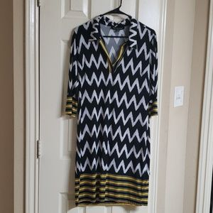 Dresses & Skirts - Collared shirt dress